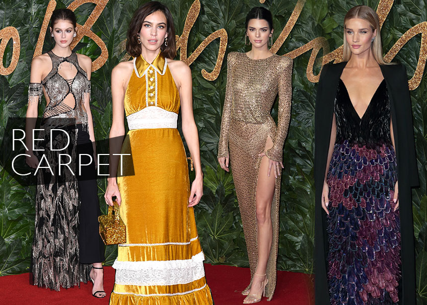 Fashion Awards 2018: Όλες οι εμφανίσεις στο κόκκινο χαλί!