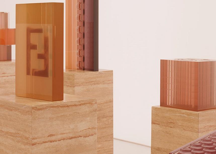 Design Miami: Τα iconic γλυπτά του οίκου FENDI για τα 10 χρόνια παρουσίας στην διεθνή έκθεση   tlife.gr