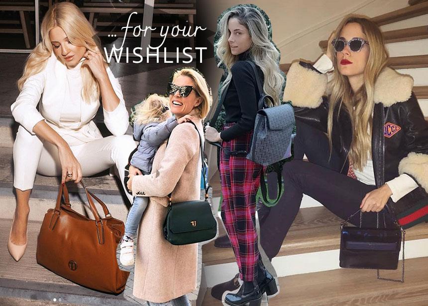 Οι τσάντες που λατρεύουν οι celebrities… είναι σαφώς το καλύτερο δώρο για τον εαυτό σου!