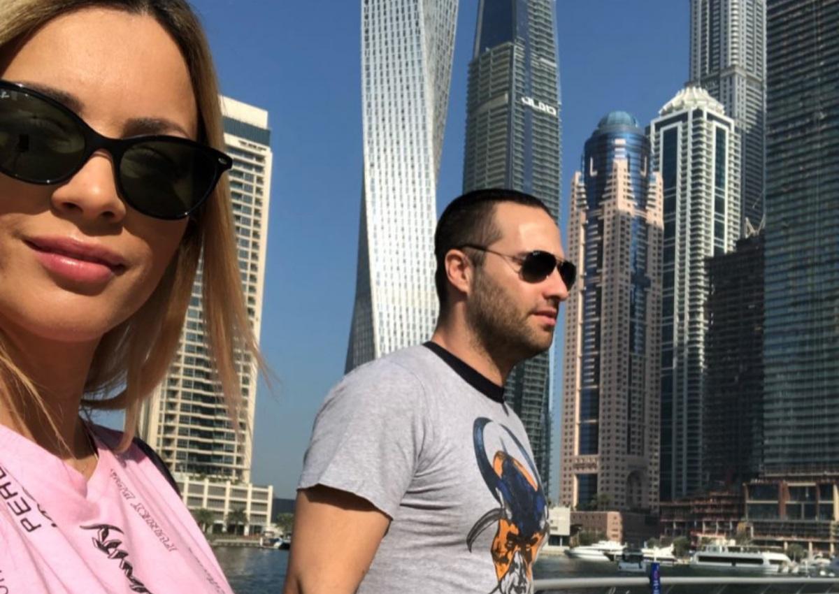 Κώστας Φραγκολιάς: Ρομαντική απόδραση στο Dubai με την σύντροφό του! [pics] | tlife.gr