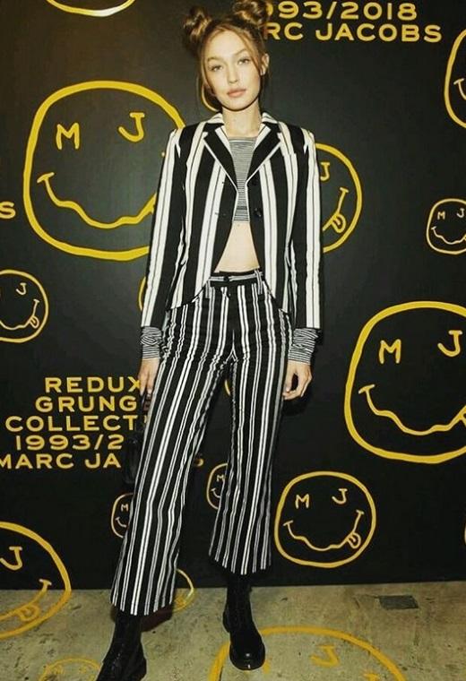 Η Gigi Hadid με Marc Jacobs | tlife.gr