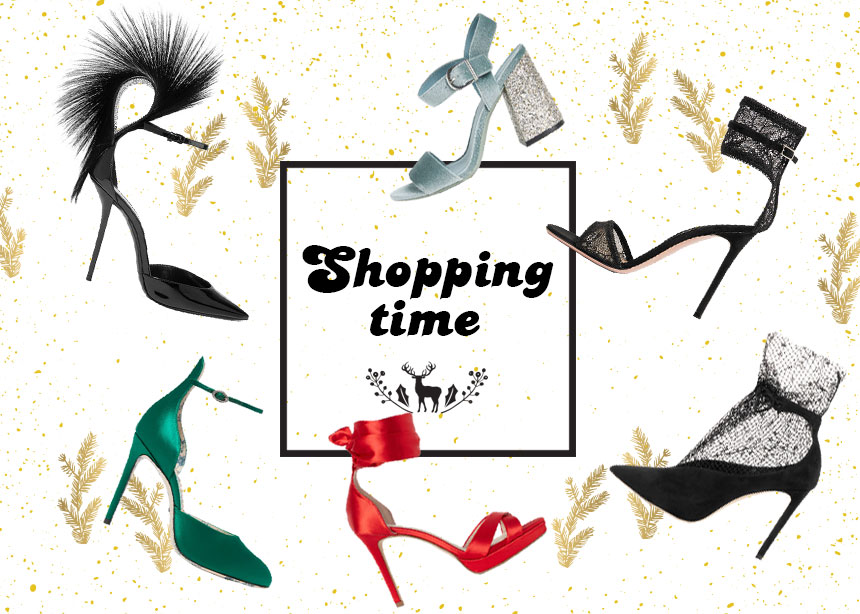 Glam Shoes: Τα πιο εντυπωσιακά παπούτσια για τα εορταστικά σου σύνολα