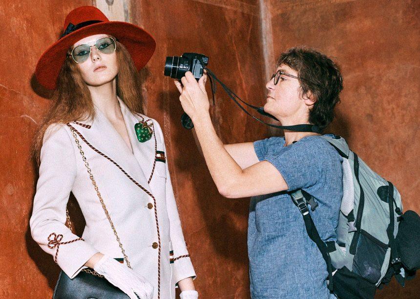 Το νέο lookbook της Gucci έχει φωτογραφηθεί από έναν διάσημο σκηνοθέτη… και το αποτέλεσμα είναι μοναδικό | tlife.gr