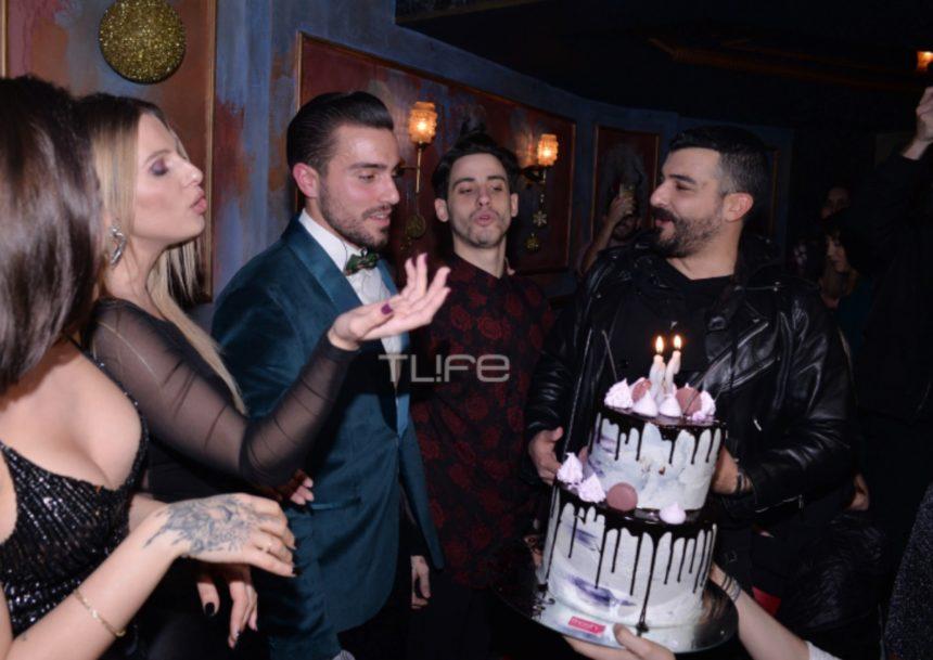 Γιάννης Χατζηγεωργίου: Γιόρτασε τα γενέθλια του με ένα λαμπερό party! [pics,vid] | tlife.gr