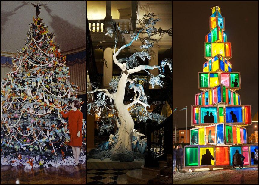 Oh Tannenbaum: Τα 10 πιο εμβληματικά χριστουγεννιάτικα δέντρα της σύγχρονης ιστορίας   tlife.gr