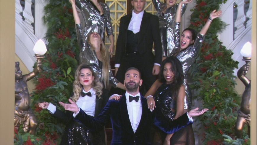 Ο Νίκος Κοκλώνης υποδέχεται τον Γιάννη Πλούταρχο και την Μελίνα Ασλανίδου σε ένα φαντασμαγορικό μουσικό show με μοναδικές εκπλήξεις!