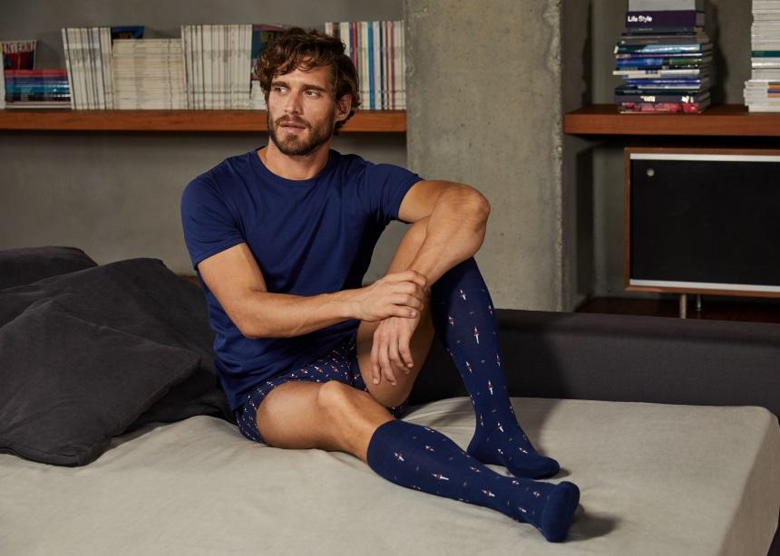 Intimissimi: Οι πιο άνετες, ζεστές και stylish μακριές κάλτσες για εκείνον   tlife.gr