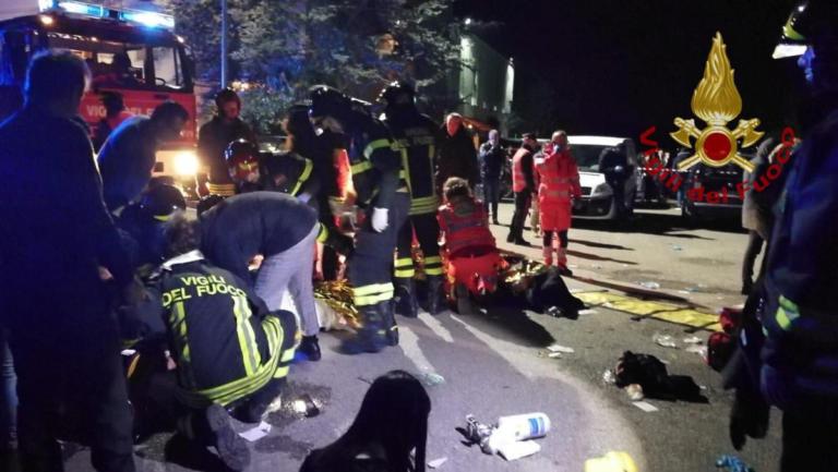 Ιταλία: Η στιγμή της τραγωδίας στην Ανκόνα! Video σοκ | tlife.gr