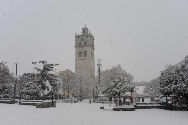 Καιρός: Έρχεται κύμα ψύχους! Χιόνια και στα πεδινά | tlife.gr