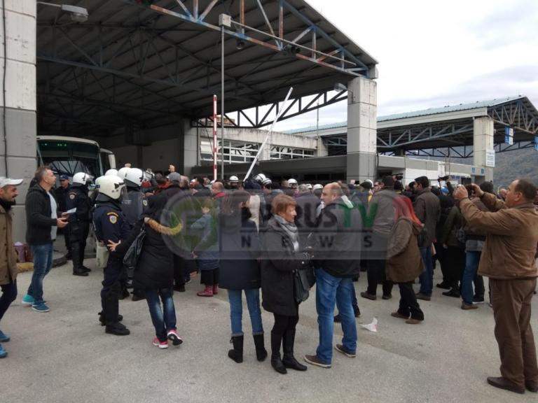 Κωνσταντίνος Κατσίφας: Ένταση στην Κακαβιά – Δεν αφήνουν Έλληνες να περάσουν | tlife.gr