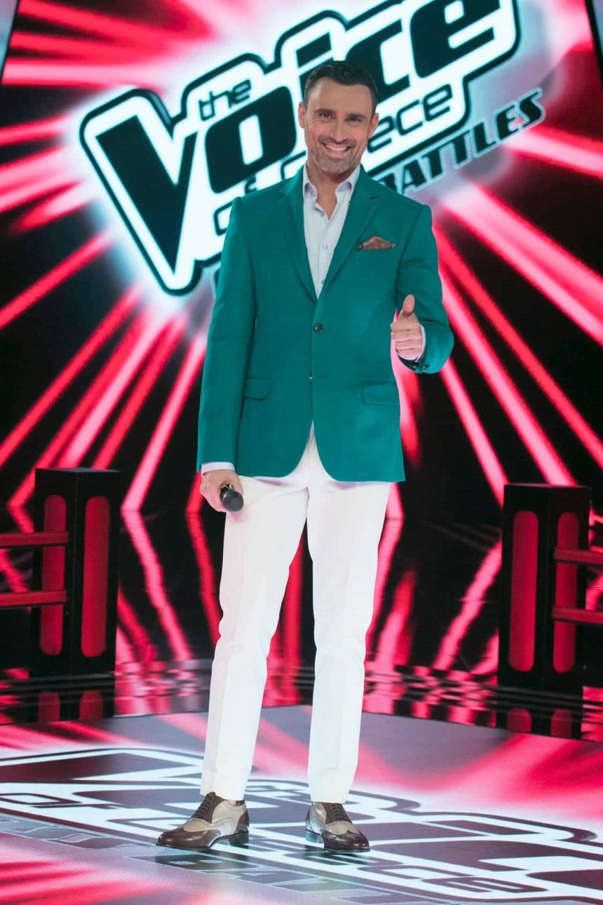 Γιώργος Καπουτζίδης: Εντυπωσιακό στιλ στο πρώτο live του ...