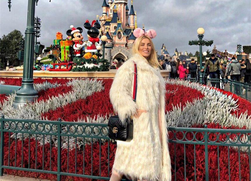 Κατερίνα Καινούργιου: Οι βόλτες στο χριστουγεννιάτικο Παρίσι συνεχίζονται! [pics]   tlife.gr