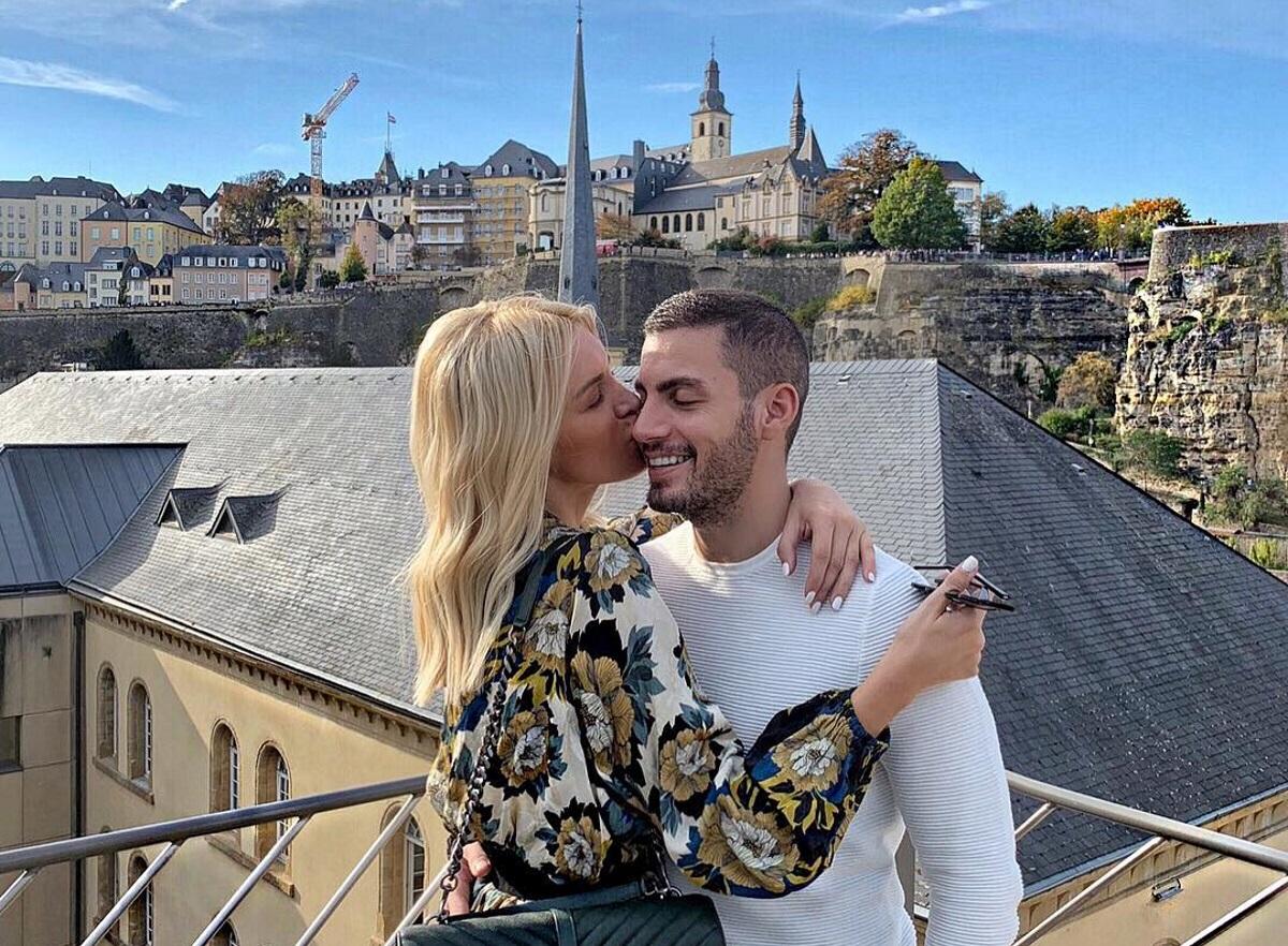 Κατερίνα Καινούργιου: Φωτογραφίζει τον σύντροφό της στο γραφείο του στο Λουξεμβούργο [pic] | tlife.gr