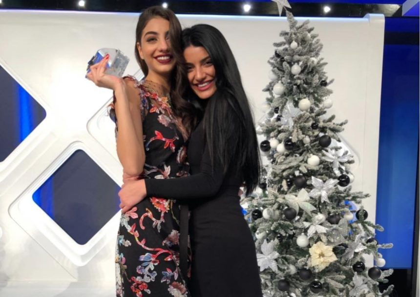 GNTM:  Η αγκαλιά της Ειρήνης Καζαριάν στην αδελφή της και οι πανηγυρισμοί για τη νίκη! | tlife.gr