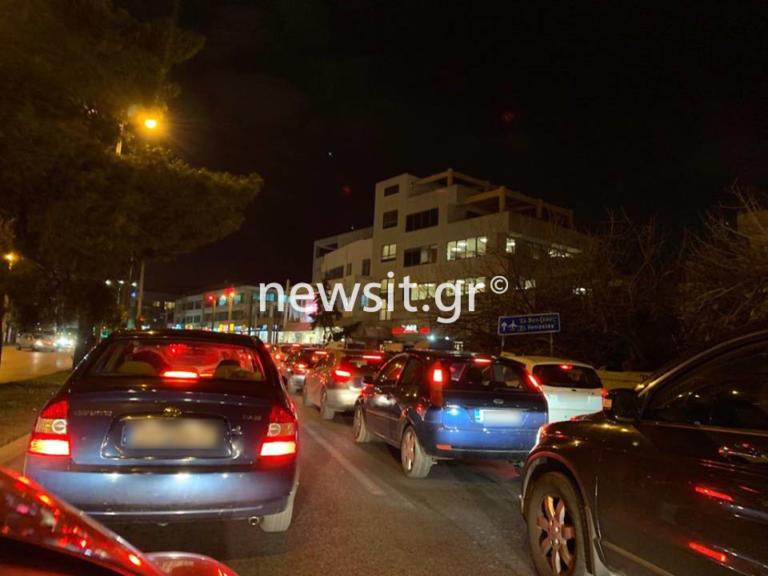 Κίνηση στους δρόμους της Αθήνας … παντού – Σε ποια σημεία έχει μεγαλύτερο μποτιλιάρισμα | tlife.gr