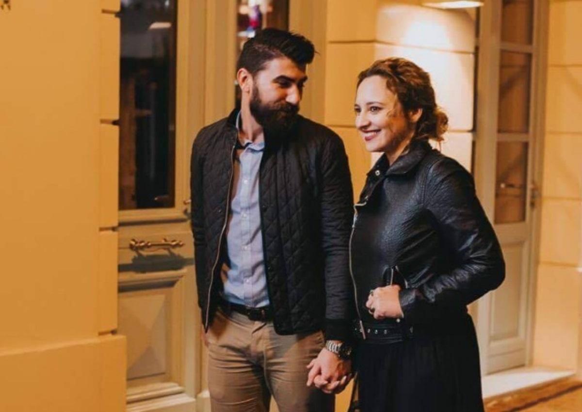 Κλέλια Πανταζή: Χριστούγεννα με τον σύζυγο της στο Παρίσι! [pics,vid] | tlife.gr