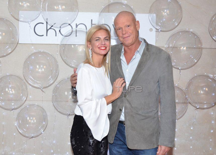 Χριστίνα Κοντοβά: Ο σύντροφός της, Τζώνη Καλημέρης βρίσκεται πάντα στο πλευρό της [pics] | tlife.gr