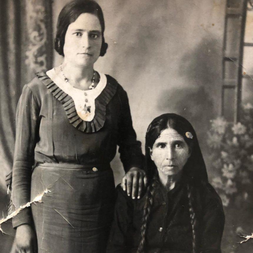 H γυναίκα στην παλιά  φωτογραφία εποχής είναι η γιαγιά πρωταγωνιστή του «Τατουάζ»! | tlife.gr
