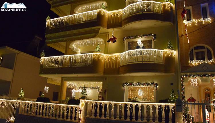 Κοζάνη: Υπερπαραγωγή και φέτος το «σπίτι των Χριστουγέννων» – video, pics | tlife.gr