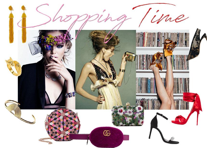 Party vibes! Οι πιο ωραίες επιλογές σε κοσμήματα, clutch και παπούτσια που θα βρεις τώρα στην αγορά | tlife.gr