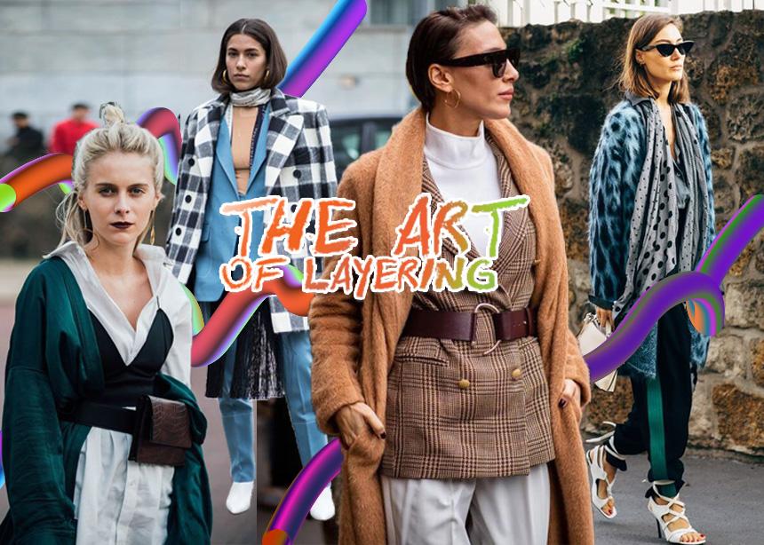 Layering: Πως να φορέσεις το ένα ρούχο πάνω στο άλλο πετυχαίνοντας στιλιστικό τζακ ποτ | tlife.gr