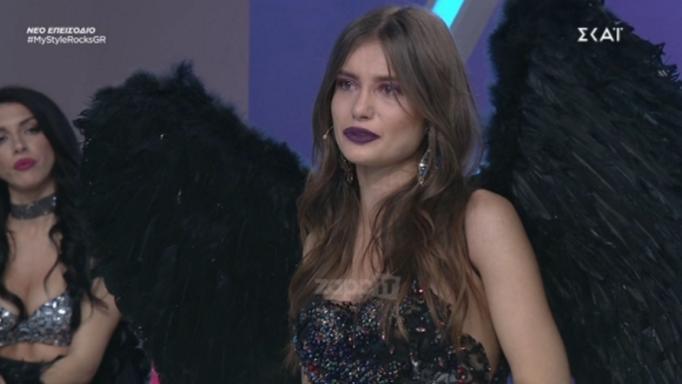 My Style Rocks: Κλαίγοντας ζήτησε συγγνώμη η Μαρία Λέκα από την επιτροπή! | tlife.gr