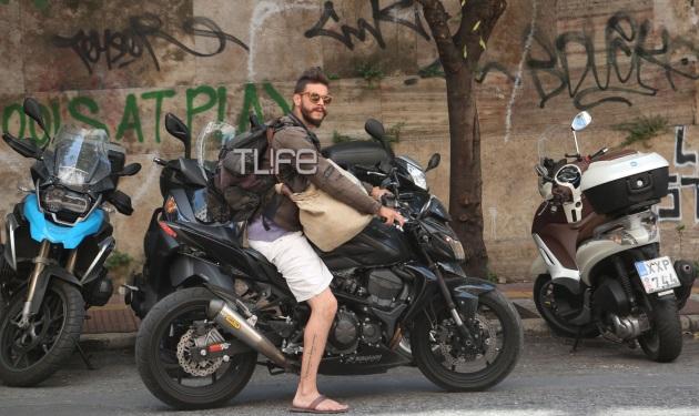 Kαλά τα νέα για τον Λεωνίδα Καλφαγιάννη, μετά το σοβαρό τροχαίο! [pic,vid] | tlife.gr