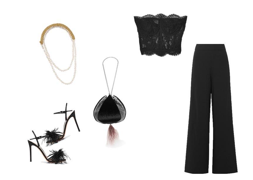 Lingerie και ρούχα σε pyjama style για να φορέσεις σε εντυπωσιακές βραδινές εμφανίσεις | tlife.gr