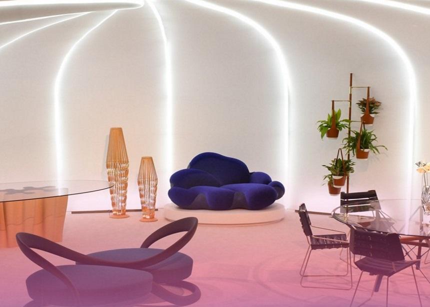 Louis Vuitton: Η νέα συλλογή επίπλων που παρουσίασε στην Design Week του Miami | tlife.gr