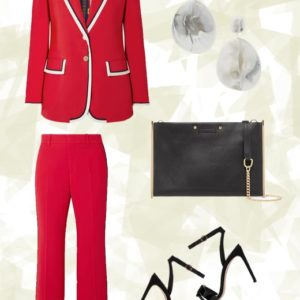 To lux χρωματιστό κουστούμι