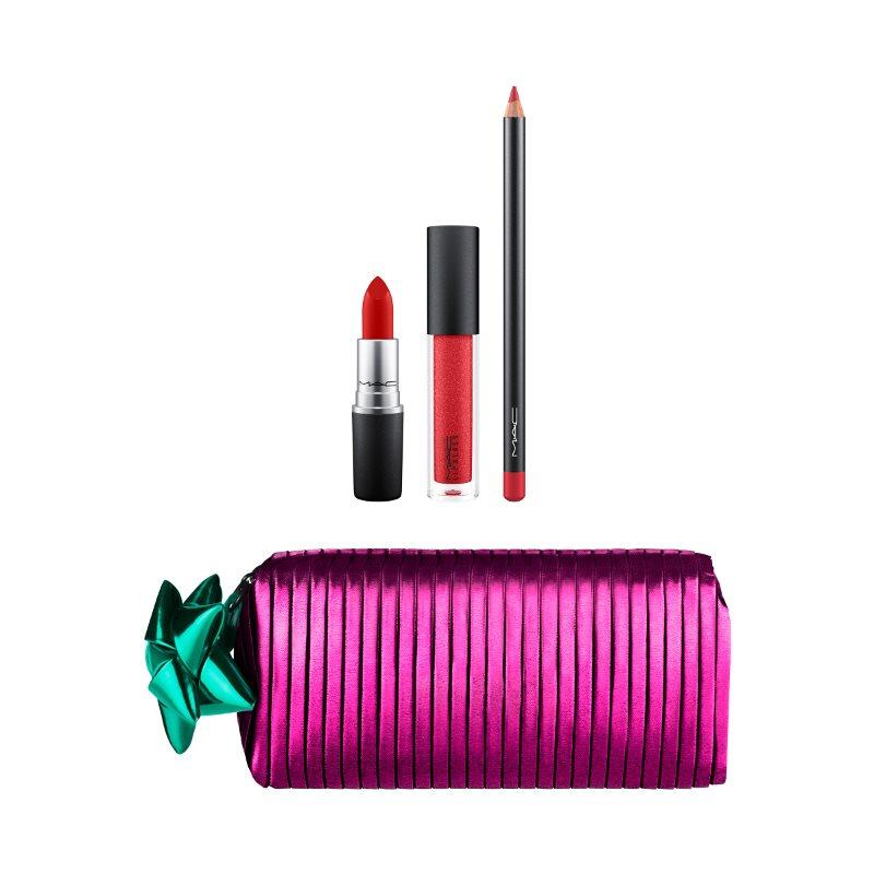 MAC Goody Bag Red Lips/Shiny Pretty Things | tlife.gr