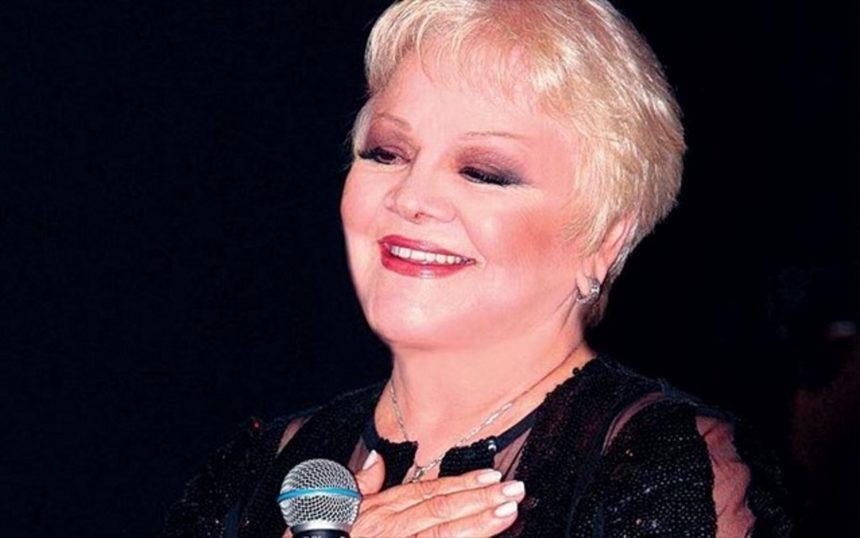 Στο Γηροκομείο Αθηνών η Μαίρη Λίντα   tlife.gr
