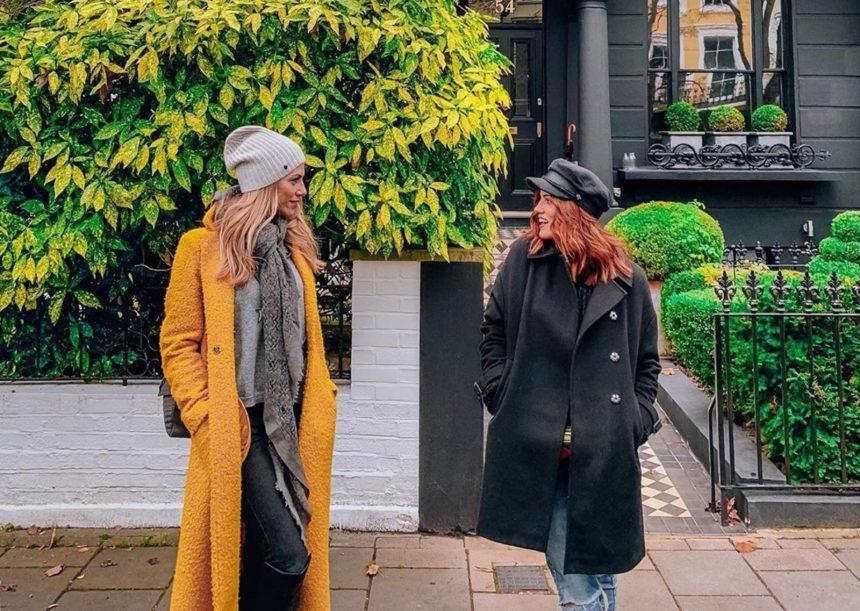 Μαίρη Συνατσάκη – Ντορέττα Παπαδημητρίου: Ταξίδι στο Αγγλία για τις δύο κολλητές [pics,video] | tlife.gr