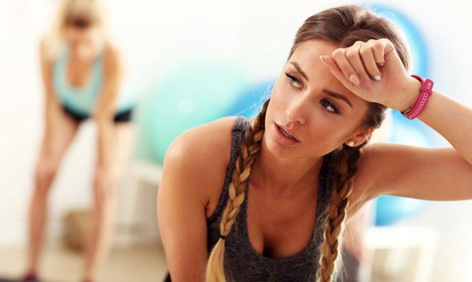 Γιατί πρέπει να ΜΗΝ φοράς make up στο γυμναστήριο | tlife.gr