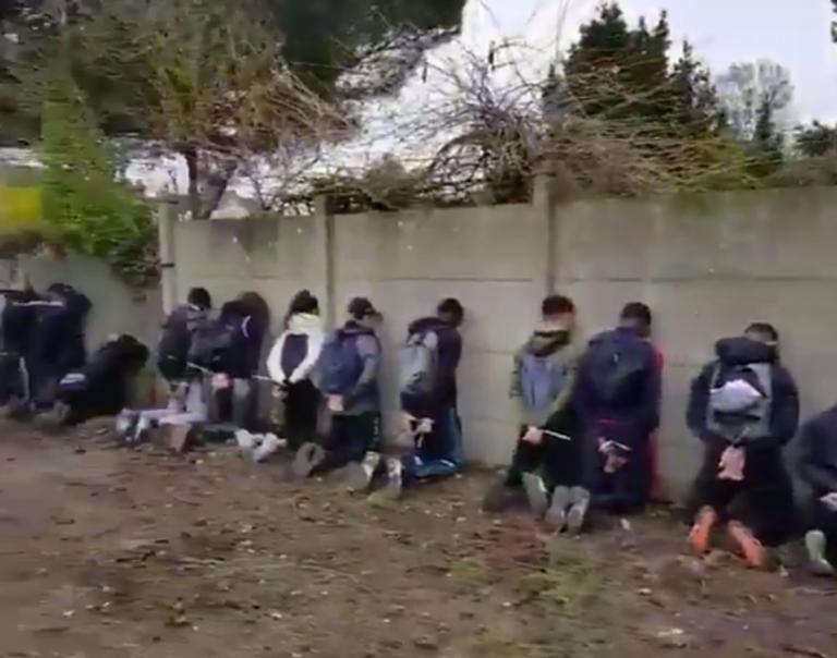 Σοκ στη Γαλλία! 146 μαθητές – αιχμάλωτοι πολέμου! Απίστευτες εικόνες [video] | tlife.gr