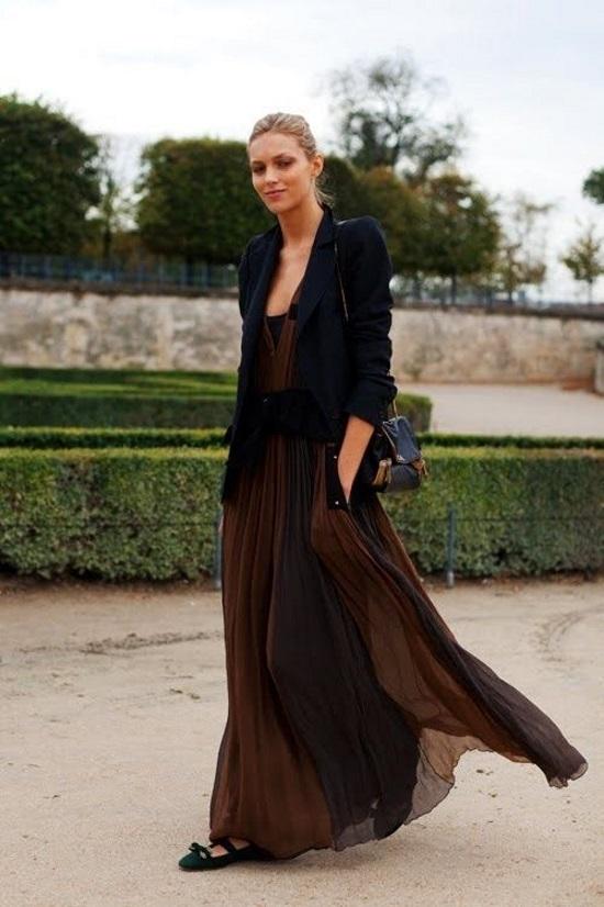 Θέλεις να βάλεις maxi φόρεμα  Σου βρήκαμε το σωστό πανωφόρι! - TLIFE 6726738e571