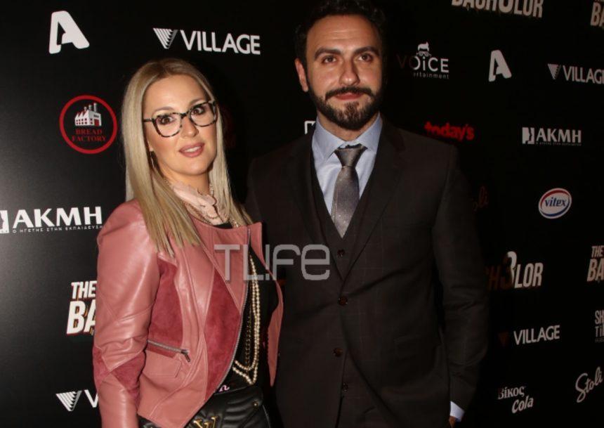 Μελέτης Ηλίας: Με την γοητευτική σύζυγό του στην επίσημη προβολή της ταινίας που πρωταγωνιστεί! [pics] | tlife.gr