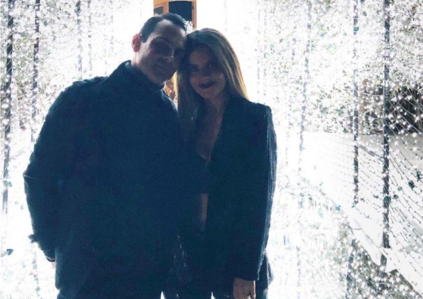 Μαρία Μενούνος: Με τον σύζυγό της στο λαμπερό party της Kris Jenner για την έλευση των Χριστουγέννων! [pics] | tlife.gr