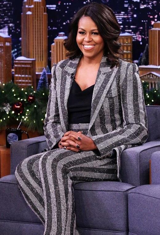 Η Michelle Obama με Balmain | tlife.gr