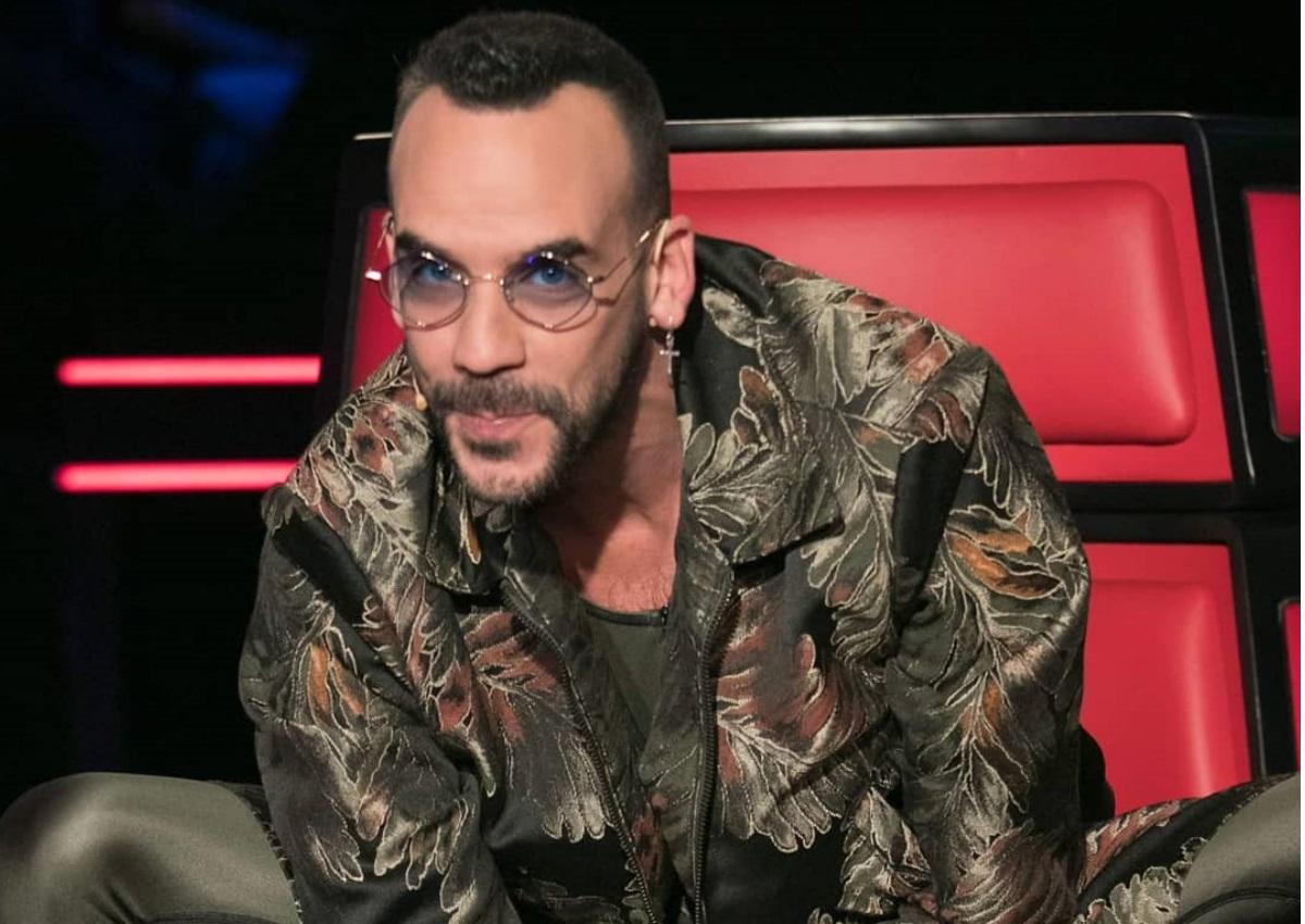 Πάνος Μουζουράκης: Τρόλαρε τον Κωστή Μαραβέγια για την νίκη του στο «The Voice»! [pics]   tlife.gr