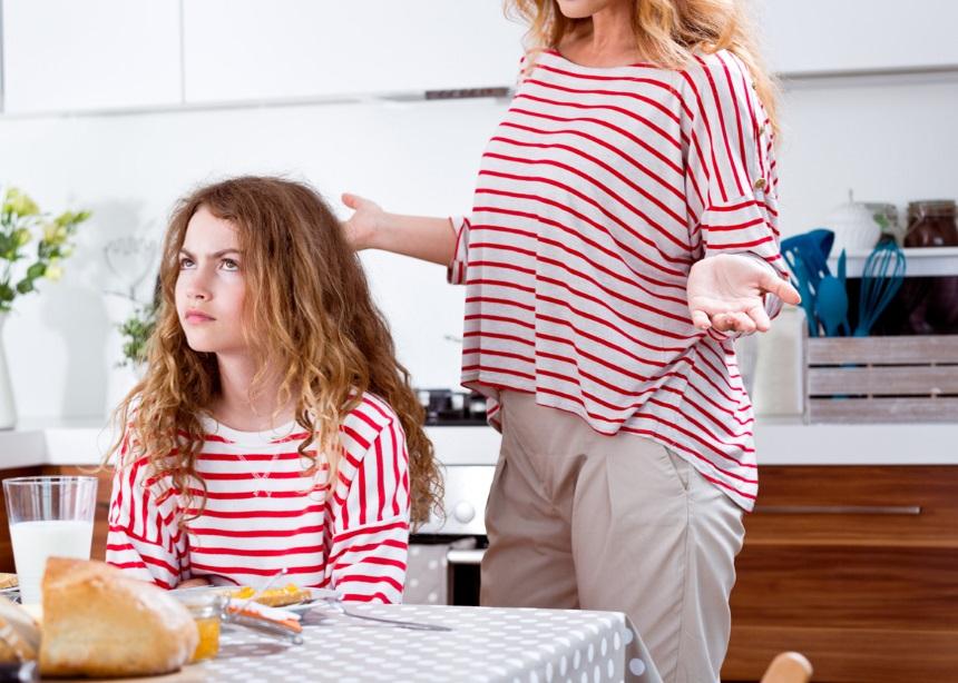 Γκρινιάζεις στην κόρη σου; Μια μέρα θα δικαιωθείς και η επιστήμη είναι με το μέρος σου! | tlife.gr