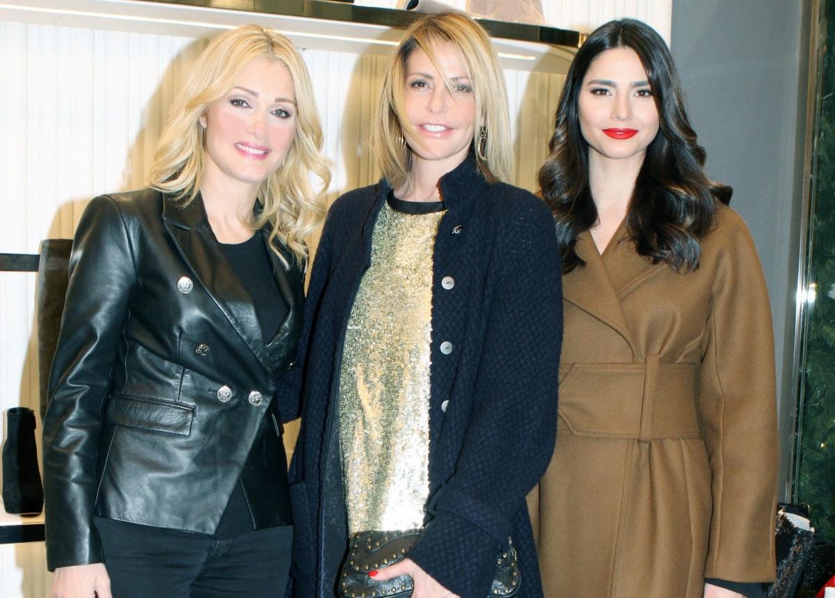 Πού συναντήθηκαν οι τρεις κυρίες της ελληνικής showbiz; [pics] | tlife.gr
