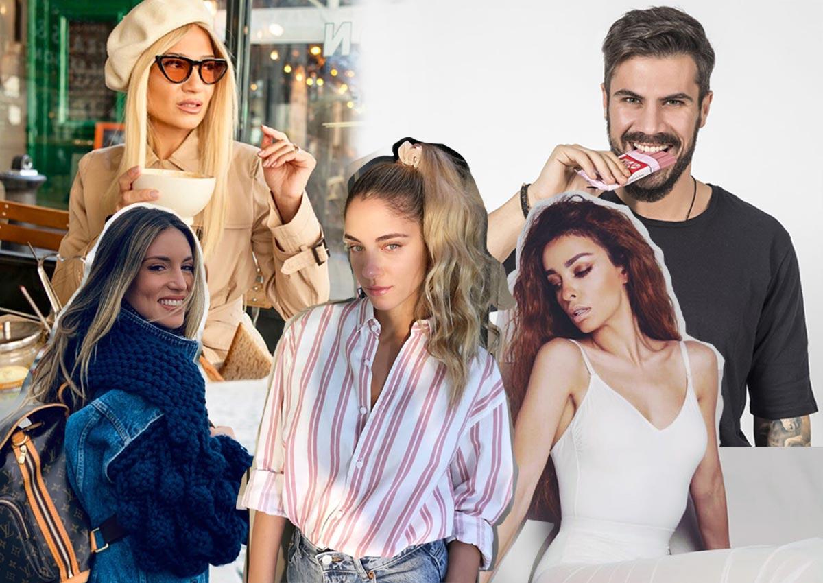 Αυτοί είναι οι 10 Έλληνες με τους περισσότερους ακόλουθους στο Instagram για το 2018!   tlife.gr
