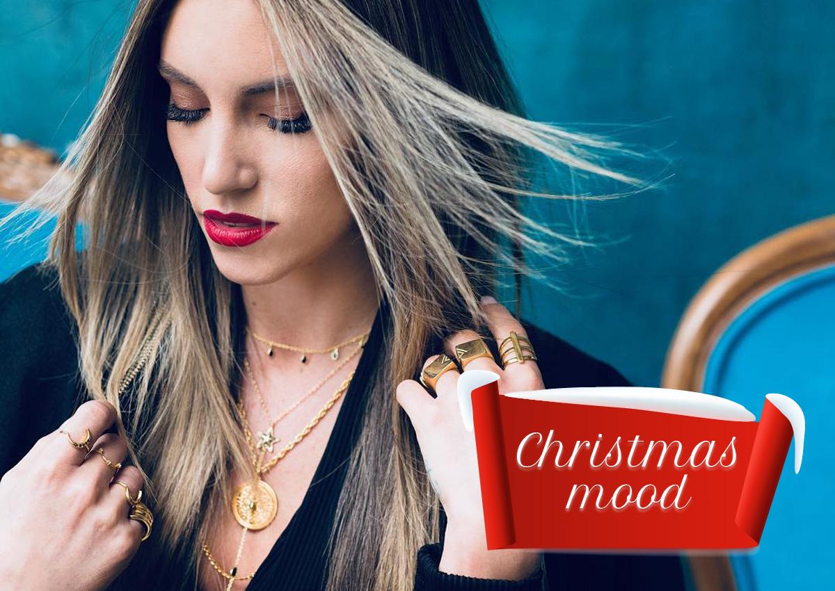 Αθηνά Οικονομάκου: Στόλισε το πιο πολύχρωμο χριστουγεννιάτικο δέντρο μαζί με τον σύζυγό της και τον μικρό Μάξιμο! [pics,video] | tlife.gr