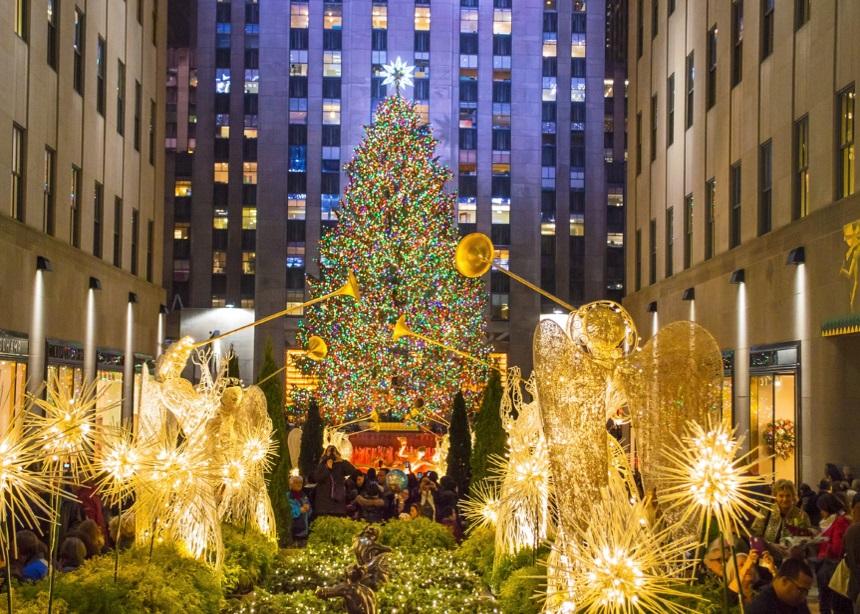 New York, New York: Μια βόλτα στις πολυτελείς χριστουγεννιάτικες βιτρίνες των νεοϋορκέζικων boutique | tlife.gr