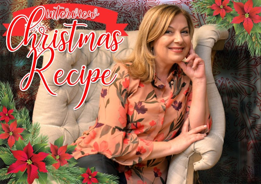 Ντίνα Νικολάου: Μας δίνει τη συνταγή για τα πιο νόστιμα μελομακάρονα και αποκαλύπτει άγνωστες πτυχές της ζωής της! VIDEO | tlife.gr