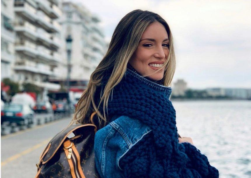 Αθηνά Οικονομάκου: Ταξίδι στην Ιταλία με των 9 μηνών γιο της! [pics] | tlife.gr