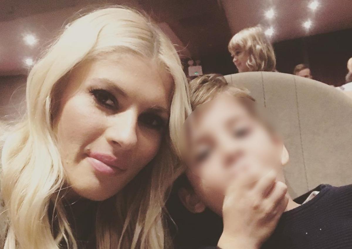 Όλγα Πηλιάκη: Πού έκανε την βόλτα της με τον γιο της Μανώλη; [pics] | tlife.gr