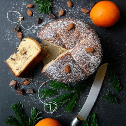 Βασιλόπιτα panettone με αποξηραμένα φρούτα και αμύγδαλα | tlife.gr