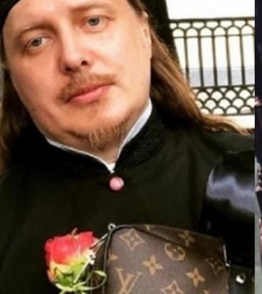Σάλος με τον ιερέα που αγαπούσε τα Gucci και τα Louis Vuitton   tlife.gr